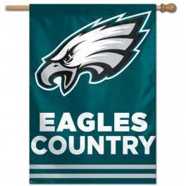 "28"" x 40"" Philadelphia Eagles- Eagles Country"