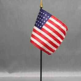 On Staff - Rayon - American Flag