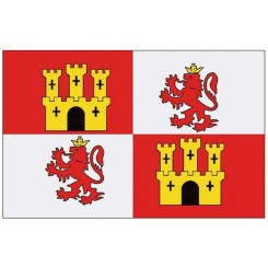 Lions & Castles - Royal Standard of Spain
