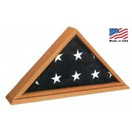 Flag Case with Base