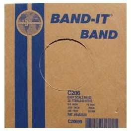 Band-It Stainless Steel Banding