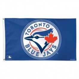 3' x 5' Toronto Blue Jays Flag- Circle