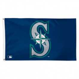 3' x 5' Seattle Mariners Flag- S