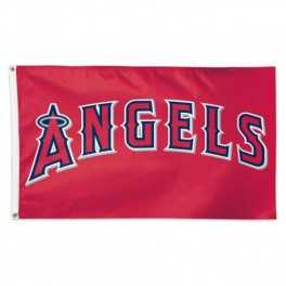 3' x 5' LA Angels Flag- Angels