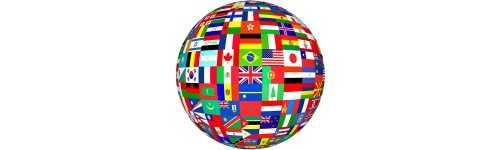Foreign Nation Flags